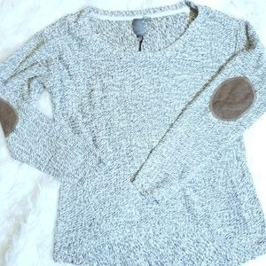 Francesca's Long Sleeve Sweater